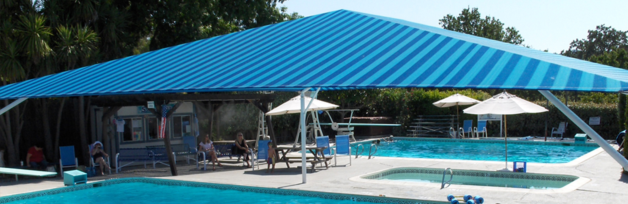 Protective Sun Shades for Pools & Get the Best Quality Sun Shade Canopy Design and Structure in San ...
